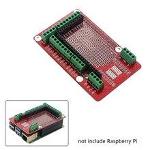 Raspberry Pi 4B/3B+/3B Prototyping REV 1.2 Prototype Development Module GPIO Extension Board for Raspberry Pi 4 Model B