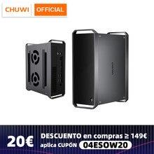 CHUWI – Mini PC Core box, Windows 10, 8 go de RAM, 256 go de ROM, processeur Intel Core i5, extension de disque dur 2.5 pouces, bt 4.2, Wifi 2.4G/5G, 2 x HD