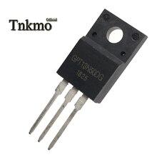 10PCS GPT13N50DG TO 220F GPT13N50D TO220F GPT13N50 13N50DG 13N50 N Channel 13A 500V ใหม่และต้นฉบับ