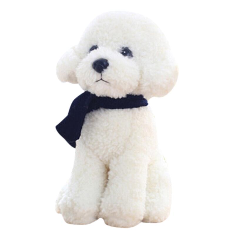 White Real Life Stuffed Animals Plush Doll Cute Soft Dogs Plush Stuffed Animals Toys Knuffels Dieren Kawaii Room Decor Kk6fzm Aliexpress