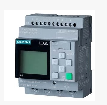 New LOGO 12/24RCE Logic Module 6ED1052 1MD08 0BA0 full replace 6ED1052 1MD00 0BA8 8 DI (4AI)/4 DO Original-in Voltage Meters from Tools
