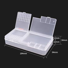 Double layer Multi Functional Mobile Phone Repair Storage Box for Motherboard IC Parts Smartphone Opening parts Collector