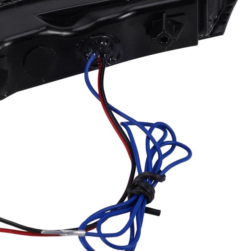 Indicador de luz de giro dinámico LED para coche, luz intermitente secuencial lateral, espejo retrovisor, ajuste de la lámpara indicadora para el coche, para el ATS V ATS 2013 2 - 5
