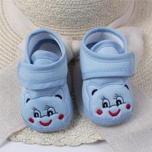 Низкая цена; распродажа; нескользящая обувь с мягкой подошвой и рисунком для маленьких девочек и мальчиков; удобная обувь для малышей; обувь для первых прогулок