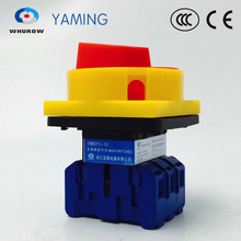 YMD11-32 Load break switch manual isolating high voltage quality