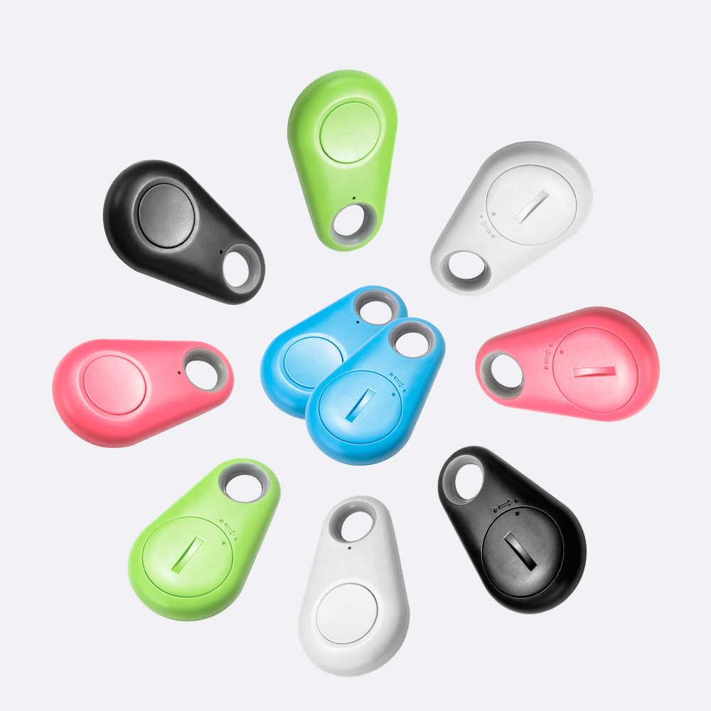 Умный Bluetooth 4,0 Ключ анти-потерянный Finder iTag трекер сигнализация GPS локатор беспроводной позиционирование кошелек ключ для домашних животных