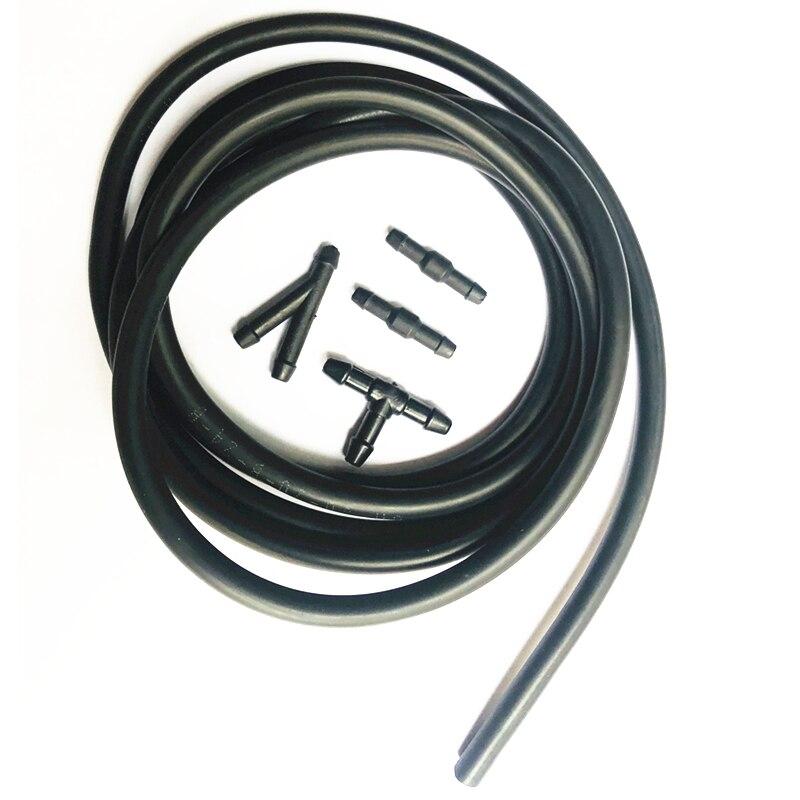 Tubo flessibile universale dellugello della rondella del parabrezza dellautomobile 2m per GEELY BO RUI BL coupé BO YUE DI HAO CK EMGRAND GS GC2 GC5 GC6 GC7