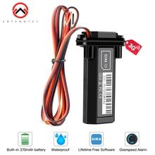 3G GPS Tracker Car Waterproof 9-100V GPS Tracker Motorcycle Geo-fence Anti-theft Realtime Tracking Mini GPS Locator PK ST-901