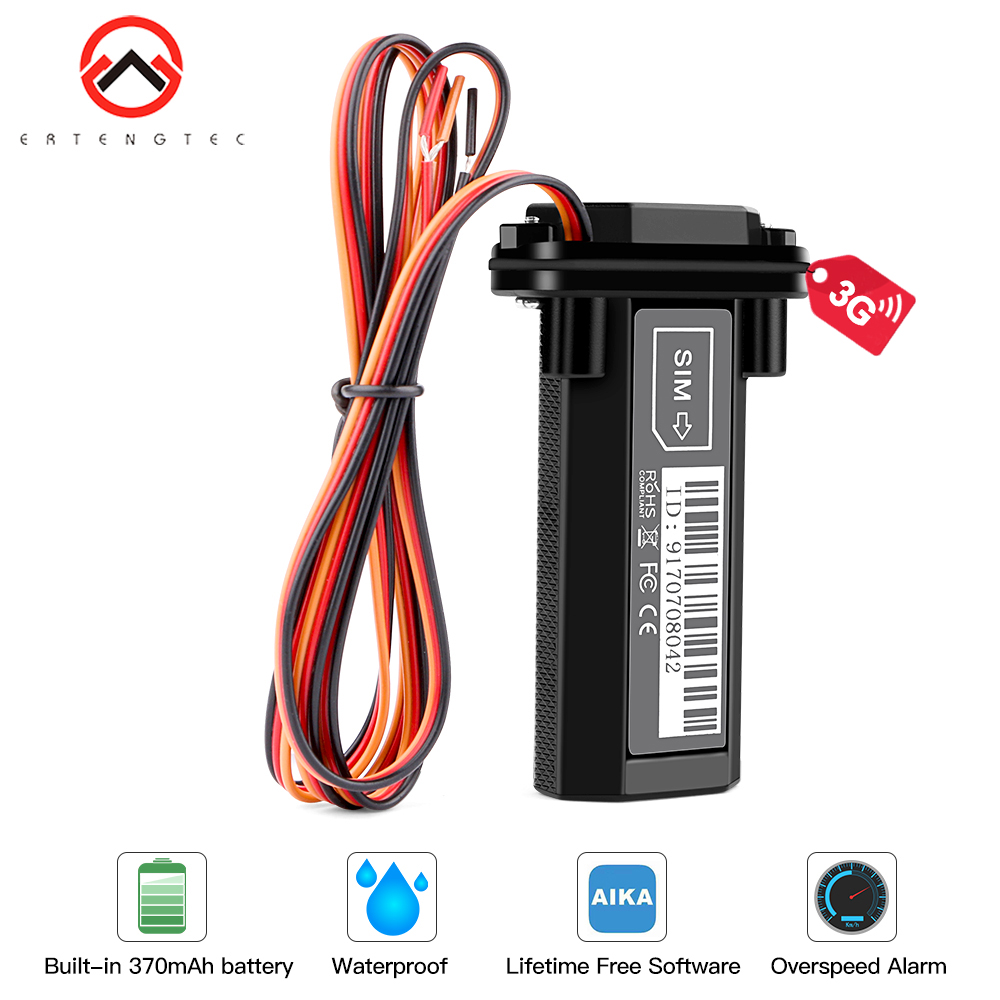 3G <font><b>GPS</b></font> Tracker Car Waterproof 9-100V <font><b>GPS</b></font> Tracker Motorcycle Geo-fence Anti-theft Realtime Tracking Mini <font><b>GPS</b></font> Locator PK ST-<font><b>901</b></font> image