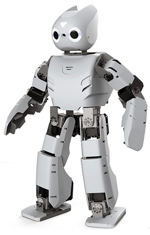 Free Shipping  ROBOTIS OP2 ROS Compatible DARw1n Darwin Humanoid Robot Competition Suitable