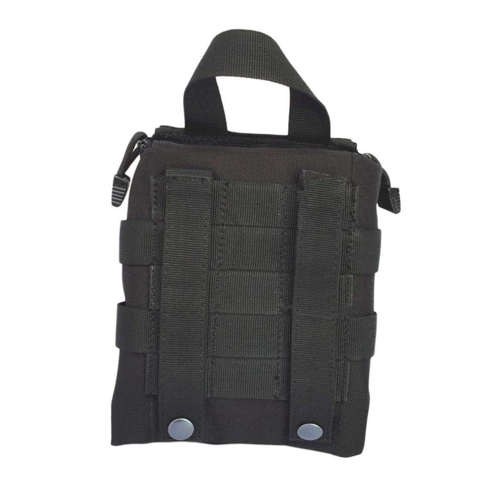 Медицинская сумка, нейлоновая тактическая аптечка для первой помощи, Универсальный медицинский аксессуар, сумка для охоты, походов, выживания, модульная Сумка-медик