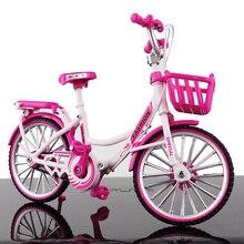 Regalos de colección, decoración del hogar, juguetes de adorno Vintage, pantalla de escritorio para ventana, accesorios de aleación de Zinc para adultos, modelo de bicicleta