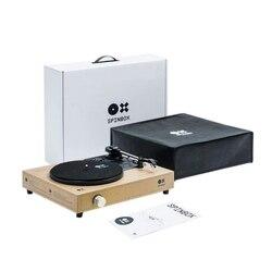 SPINBOX DIY проигрыватель комплект Япония Импорт портативный фонограф 7 дюймов проигрыватель