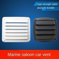 Plastic Air Vent Ventilator Grille Cover Ventilation RV Yacht Trailer Caravan Wall ceiling Mount