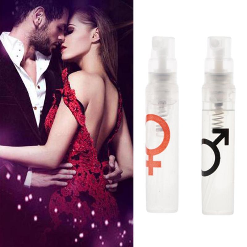 3ML Pheromon Parfüm Spray Für Erwachsene Zieht Sex Verführung Tragbare Flirten Gegenüber Parfüm Die A8G5