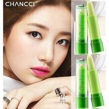 3.5g Color Changing Tinted Lip Balm Women Girls Fashion Lipstick Aloe Vera Lipstick Moisturizing Long Lasting Lipstick TSLM2 недорого