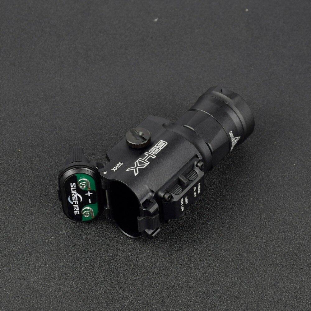 Xh35 tático x300 u H-B arma luz