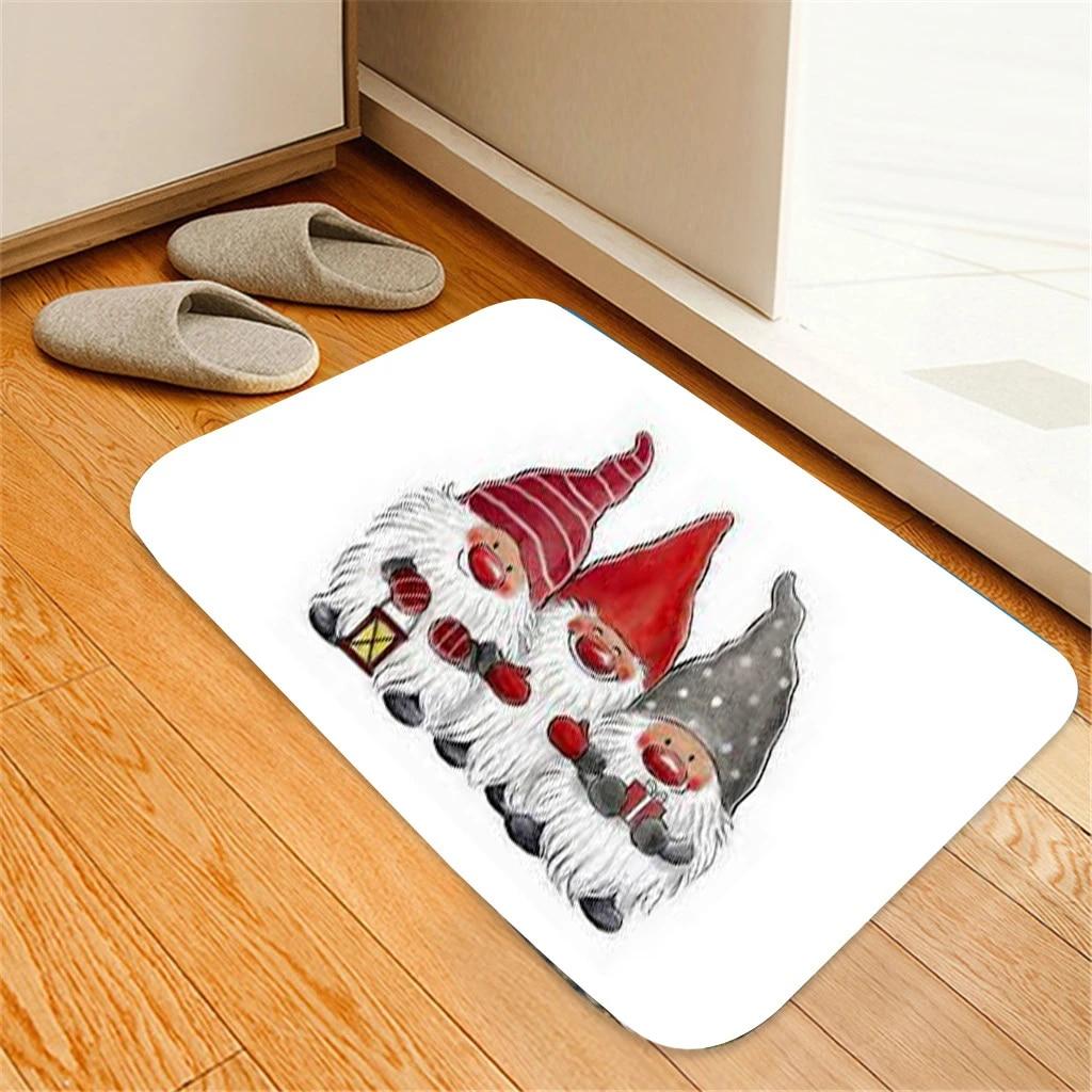 Small Rug Non Slip Floor Mat Christmas Series Area Rugs For Kitchen Bathroom Bedroom Doormats Washable Carpet 40 60cm 19oct22 Mat Aliexpress