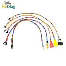 Adaptateur effaçable 35080/160 pour programmeur IPROG + IProg remplacement RFID/CAN BUS/K ligne K-LINE/MB IR/PCF79XX adaptateur sondes adaptateurs