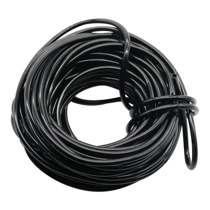 10m/20m/30m Watering Hose 4/7 mm Garden Drip Pipe PVC Hose Irrigation System Watering Systems for Greenhouses|Garden Hoses & Reels| |  - title=