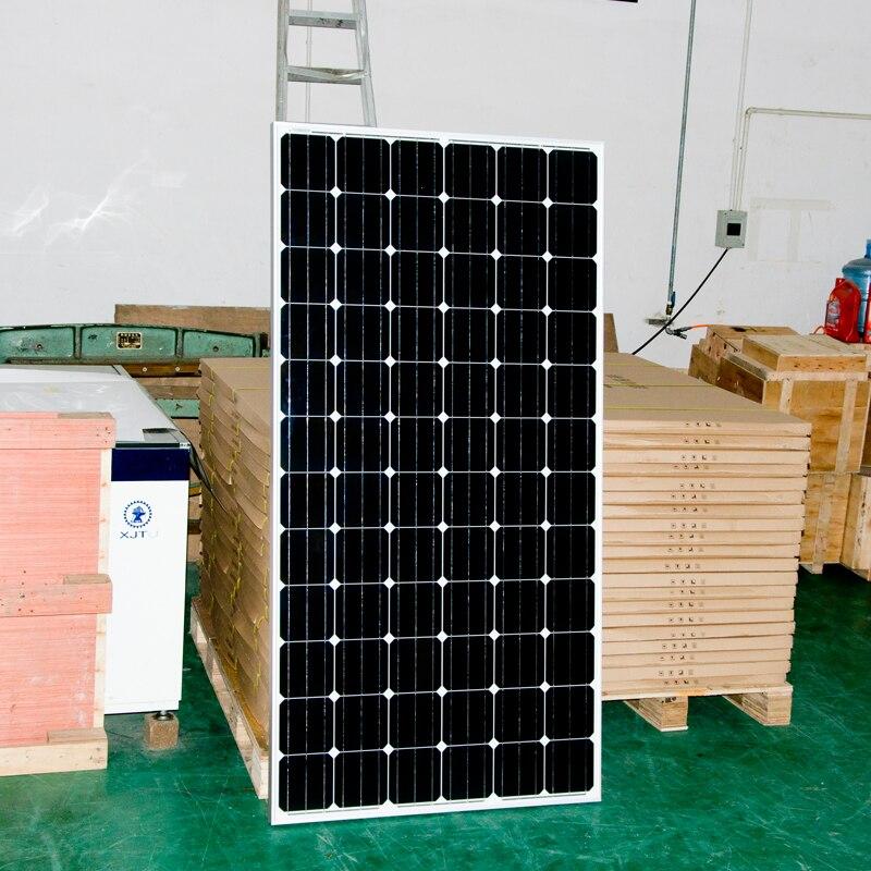 Panneau Solaire 300w 24v 10 pièces systèmes d'énergie Solaire pour la maison 3000w 3KW chargeur de batterie Solaire Panneau Solaire étanche 300w