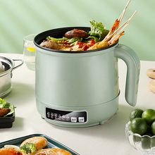 Cooking-Machine Non-Stick-Pan Electric-Rice-Cooker Hot-Pot Multifunction Mini Household