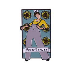 Harry Styles Sunflower Badge stunning even if on the darkest days Brooch Stand tall and find the sunlight enamel pin jewelry