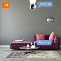 Умная камера Xiao mi jia mi 1080P IP, беспроводная камера с углом обзора 360 градусов, Wi-Fi, камера ночного видения, веб-камера, видеокамера, защита домашн... 2