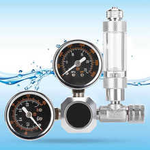 Co2-Generator-System-Kit Co2-Regulator Bubble-Counter Check-Valve Aquarium with And DIY