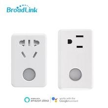 2020 Broadlink SP3 zamanlayıcı Wifi fişi prizi priz, apple ve ses kontrolü Alexa,Google ev, Domotica