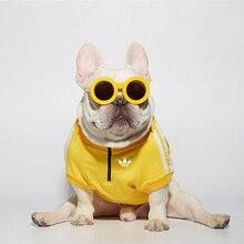 Осенне-зимний собачий свитер одежда для спорта и отдыха