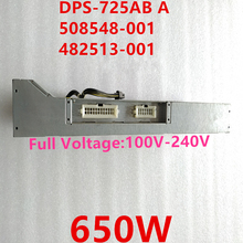 New PSU For HP Z600 650W Power Supply DPS 725AB A 508548 001 482513 001 482513 003
