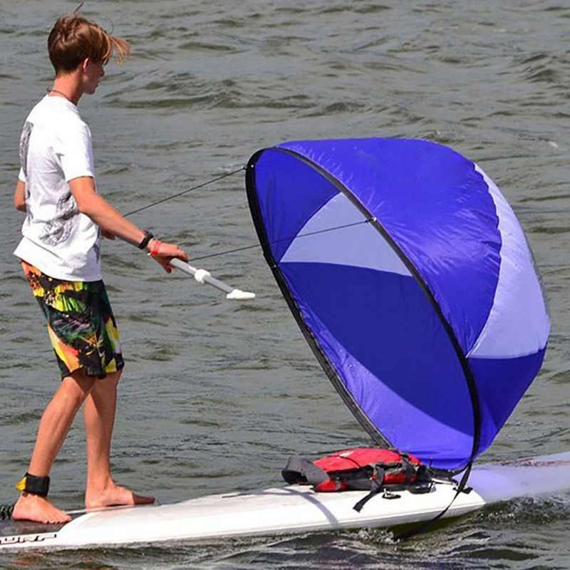 42/'/' Kayak Boat Wind Sail Paddle Board Sailing Canoe Rowing Boats Windsurfing
