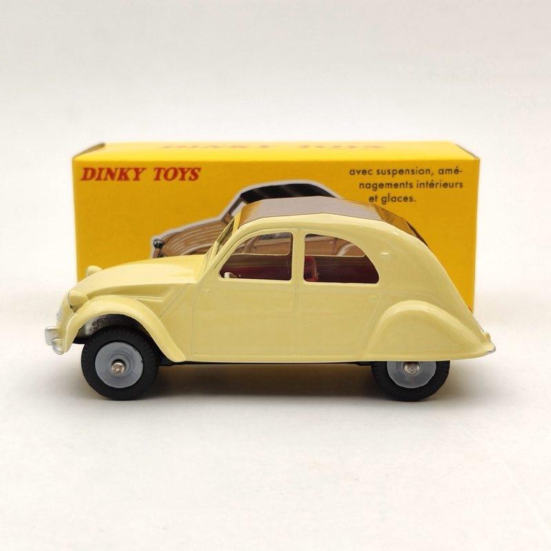 Beautiful DeAgostini 1:43 Dinky Toys 558 2CV Citroen Modele 61 Diecast Models Car