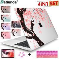 Gradent Green Dream Catcher Laptop Fall Für Apple Macbook Pro Retina 12 13 Neue Air 11 13 mit Retina Touch bar ID A1466 A1932