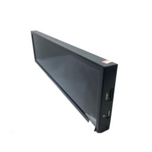 Image 5 - لتقوم بها بنفسك 1920 * 480HD IPS شاشة التحكم في درجة الحرارة عرض ديناميكي سطح المكتب AIDA64 سطوع قابل للتعديل للكمبيوتر التوت بي