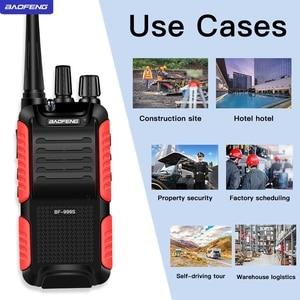 Image 5 - 2Pcs Baofeng Walkie Talkie BF 999S(1 2 3 4 5) Plus 999S 8W /5W 4200mAh Transceiver Portable FM Two Way Radio Upgrade UHF BF 888s