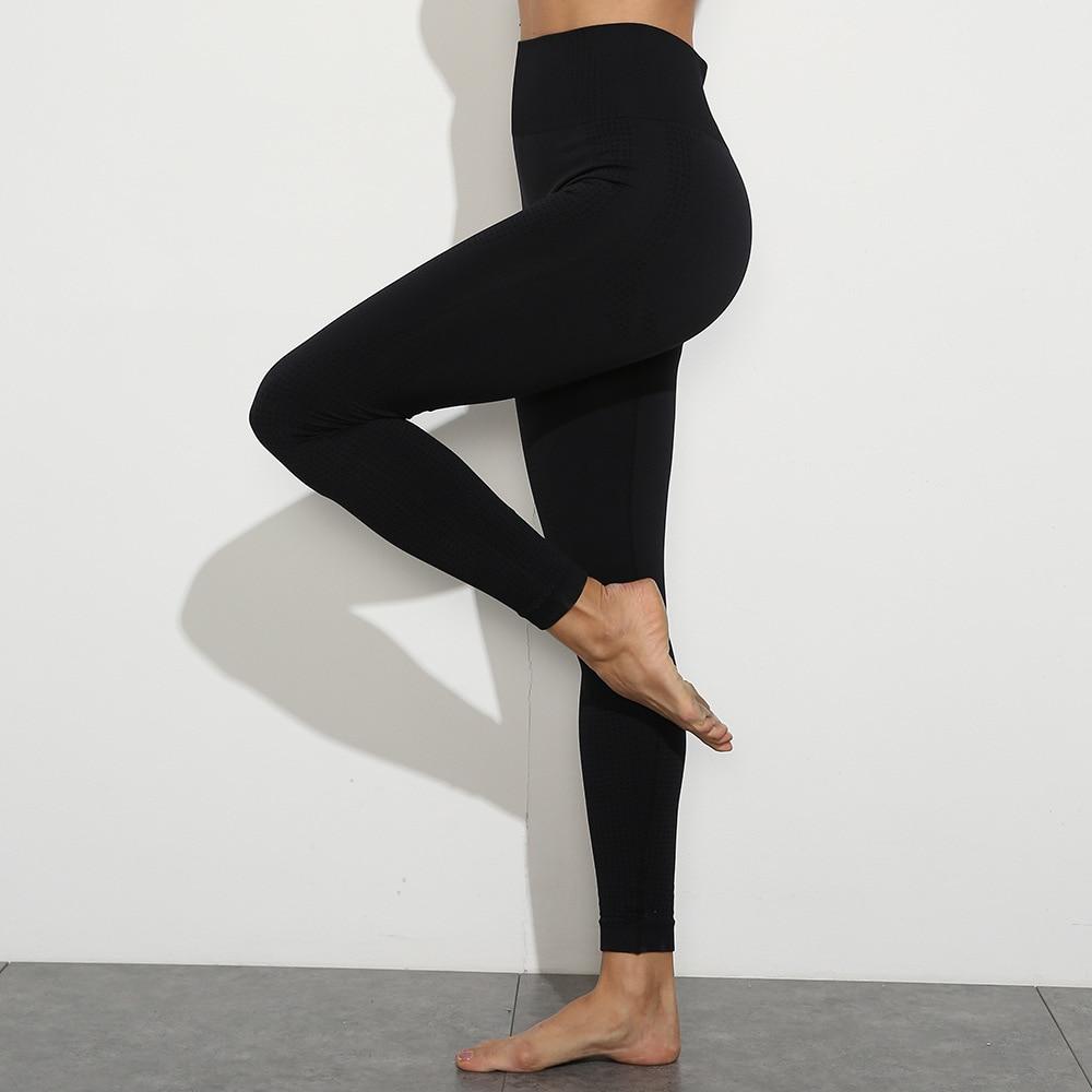 Running Yoga De Yoga Leggings Trainning Yoga Pants De Pants Gym Pantalones Deportiva Jogger Fitness Trousers Ropa Workout Mujer Sports Exercise Para