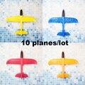 Браслет на руку из губчатого материала метания игрушечный самолет 37 см 48 см режим полета планер инерции модели самолетов самолеты для детей...