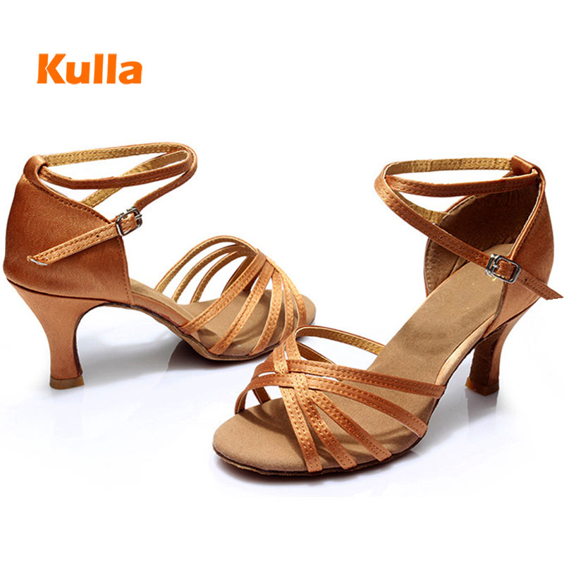 6 styles Latin Dance Shoes for Women//Ladies//Girls//Tango/&Salsa//5CM and 7CM