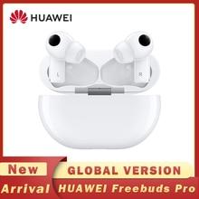 Original Huawei FreeBuds Pro Kopfhörer TWS In-ohr Drahtlose Bluetooth 5,2 Headset Ohrhörer Aktive Lärm Stornierung Kopfhörer