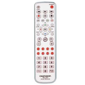 Image 3 - Chunghop קומבינטוריים שלט רחוק ללמוד מרחוק עבור הטלוויזיה SAT DVD CBL DVB T AUX האוניברסלי בקר עם קוד RM L601 תאורה אחורית