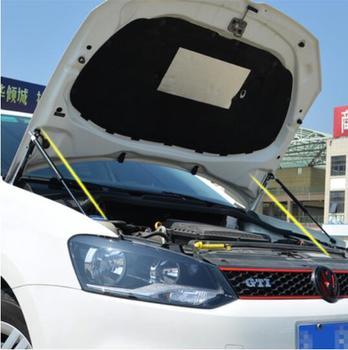 Dla VW POLO MK5 2011-2019 przednia maska pokrywa silnika wspieranie siłownik hydrauliczny shock bary uchwyt car top ship tanie i dobre opinie