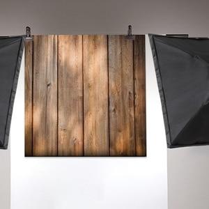 Image 4 - ALLOYSEED 60x60cm רטרו עץ לוח מרקם צילום רקע רקע לצילום סטודיו וידאו רקע צילום אבזרי