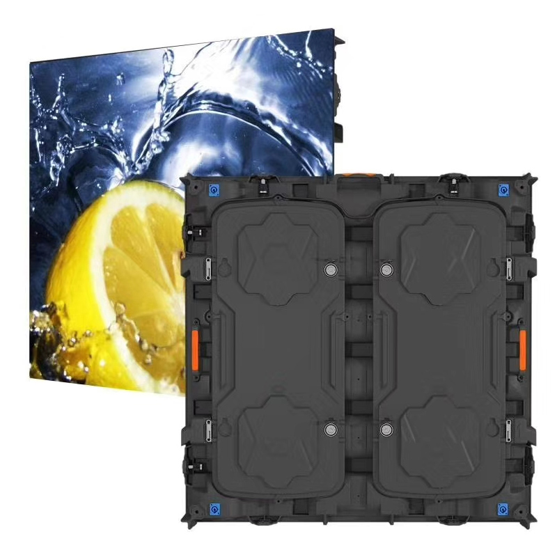 Vente chaude P10 polychrome haute luminosité extérieure affichage LED de stade écran étanche