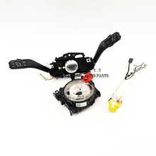 Cruise MFD Combination Switch Control Stalk MF Steering Wheel Harness For VW GTI