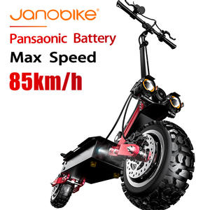 Janobike Electirc Scooter Electric-32ah-Battery Dual-Drive T85 with Hydraulic-Brake 85km/H