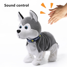 Sound Control Electronic Dogs Interactive Electronic