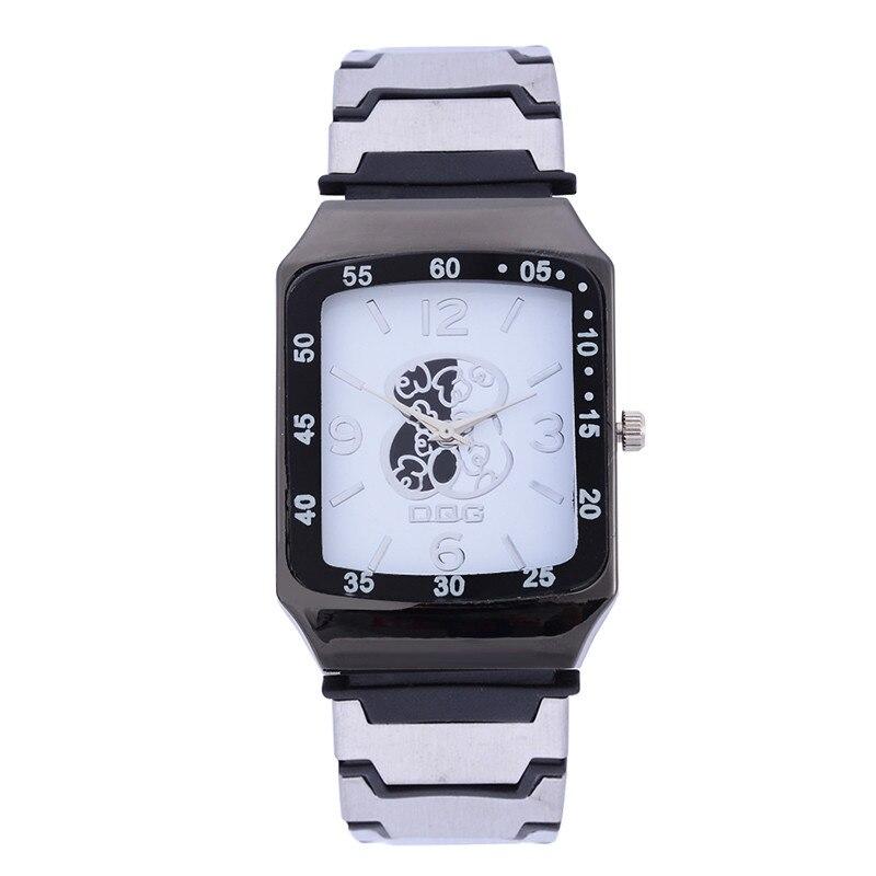 Fashion Bear Brand Quartz Watch Men Women Casual Silicone Watchband High Quality Casual Wristwatch Relogio Feminino