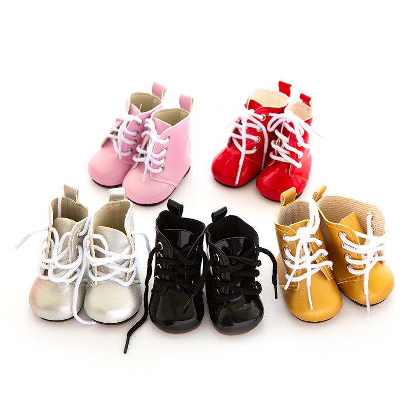 New Lovely Sandal Plastic Shoes For 43cm Baby Dolls 17 Inch Born Dolls Shoes